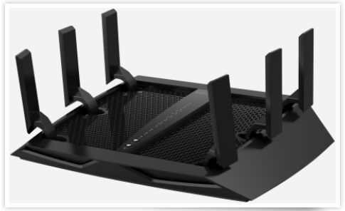 "Netgear R8000 ""Nighthawk"" Router with Tomato Software"